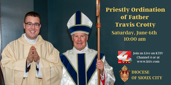 Priesthood Ordination- Watch Live on KTIV