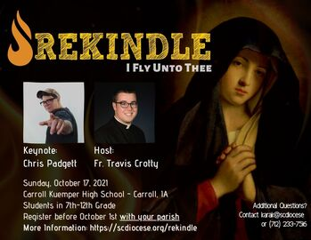 REKINDLE- Youth Conference