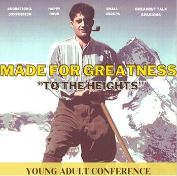 Made for Greatness Young Adult Conference