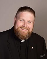 Fr. Cook's New Assignment on July 1st