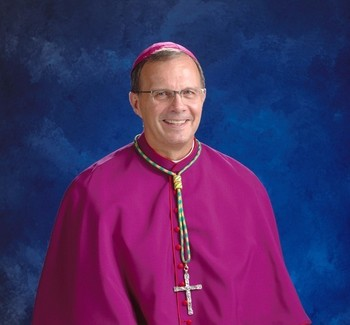 Mass with Bishop William Joensen
