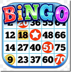 Bingo - Monthly Parish Fundraiser
