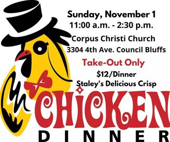 Staley's Chicken Dinner
