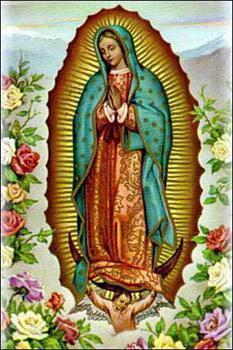 Our Lady of Guadalupe Novena (Español)