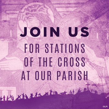 No Stations of the Cross