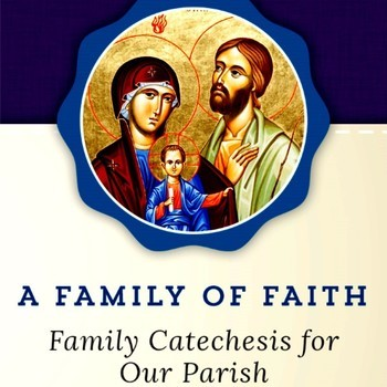 Family Catechesis via Zoom (English)