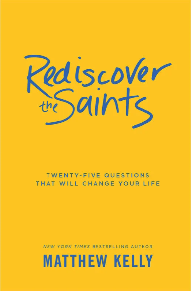 Rediscover the Saints Book