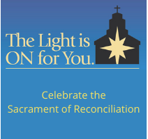 Reconciliation - The Light Is On For You