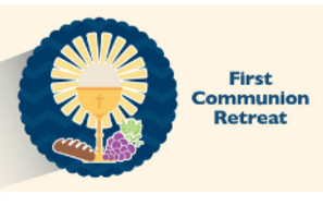 Retreat for First Holy Communion