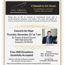 Pro-Life Concert at St. Francis of Assisi