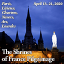 Shrines of France Pilgrimage