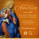 Press Release: U.S. Bishops' Virtual Rosary on the Memorial of Our Lady of the Rosary - Oct. 7