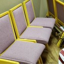 100 Church/Chapel Chairs with Kneelers Looking for New Home
