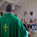 Vocations Office Announcement and Holy Mass with Bishop Barber