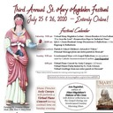 3rd Annual Mary Magdalen Festival