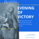 Evening of Victory (Feast of Our Lady of the Rosary) and Praying a 9 Day Novena
