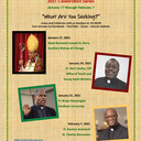 Saint Columba African American Celebration Series