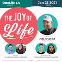 Office of Life & Justice Invites You to Celebrate OneLife LA Virtually on Jan. 23