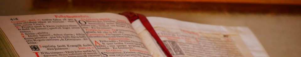 INTERESTED IN ORDAINED MINISTRY/SERVING AS A PARISH PRIEST?