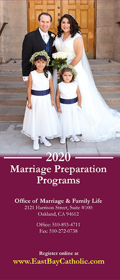 Marriage Prep 2020 Brochure - Diocese of Oakland