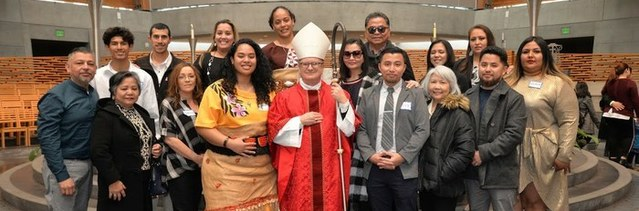 Adult Confirmation in the Diocese of Oakland