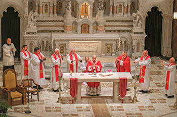 Annual Red Mass for the Legal Profession w/Archbishop Cordeleone and Bishop Barber