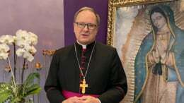 Bishop Barber invites Diocesan priests to celebrate Our Lady of Guadalupe