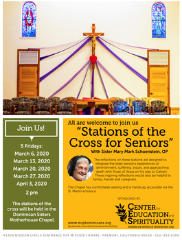 Stations of the Cross for Seniors