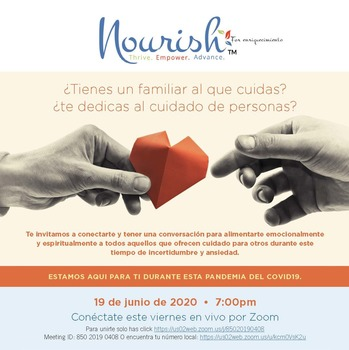 Nourish for enrigueimiento