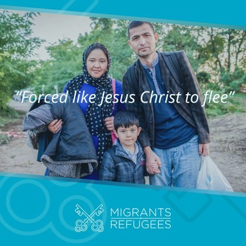 World Day of Migrants & Refugees:
