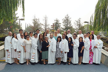 Celebrating Our 16 New Deacons