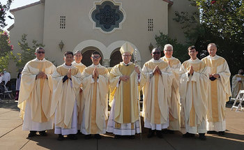 Celebrating Our New Priests Ordained on September 5
