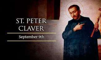 Mass for Feast Day of St. Peter Claver