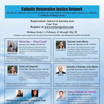 Q&A Session for the Certificate in Restorative Justice Program