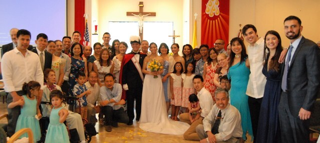 marriage & family life ministry