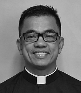 Father Jimmy Macalinao