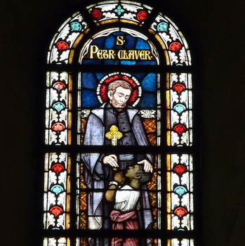 Feast Day of St. Peter Claver