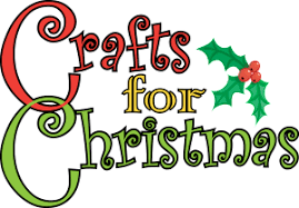 Annual Christmas Arts & Crafts Sale December 22nd & 23rd