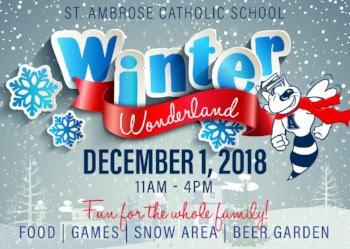 St. Ambrose School Winter Wonderland Festival
