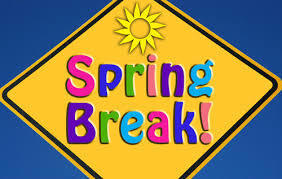 Spring Break for SAS Students & Religious Education Students March 10th -March17th