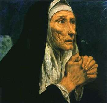Feast Day of St. Monica