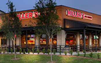 Dine Out Night at Miller Ale House