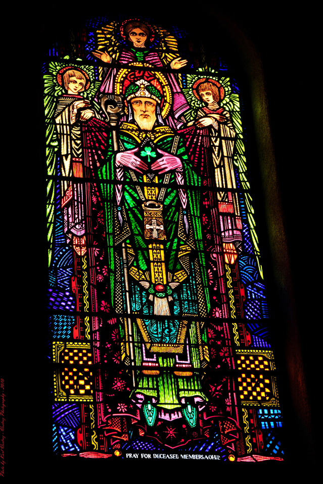 St. Patrick, Patron Saint of Ireland and Co-Patron of the Diocese of Sacramento