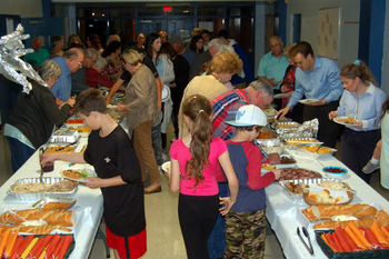 ANNUAL GIVING THANKS FEAST