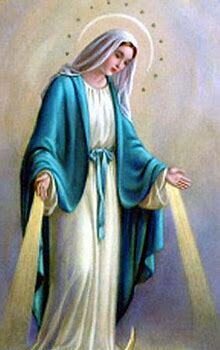 THE FEAST OF THE IMMACULATE CONCEPTION - HOLY DAY OF OBLIGATION