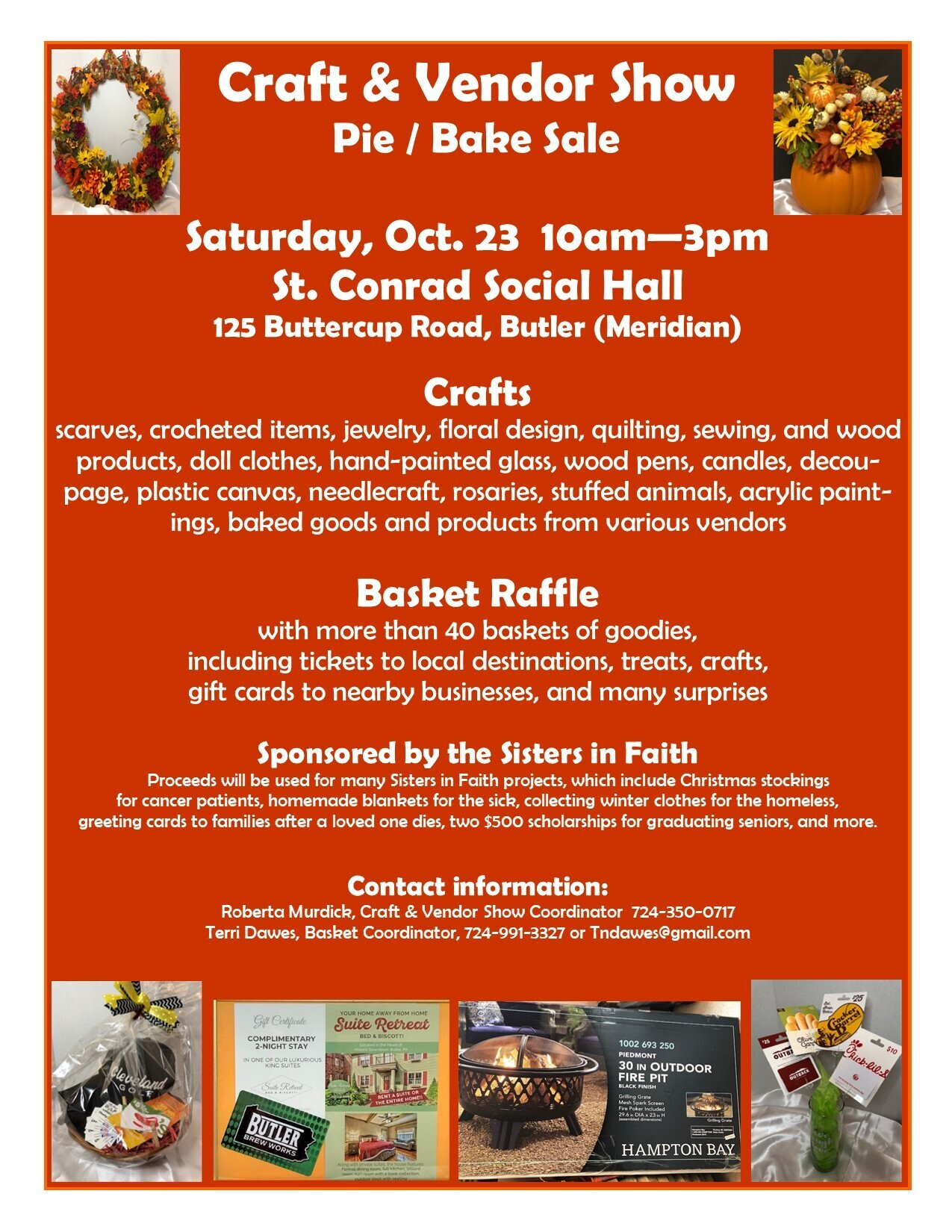 Join Us on Oct. 23!