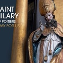 Saint of the Day - Saint Hilary of Poitiers