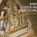 Saint of the Day - Saint Cletus and Saint Marcellinus