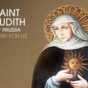 Saint of the Day - Saint Judith of Prussia