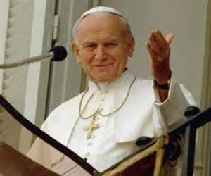 Saint of the Day - Saint Pope John Paul II